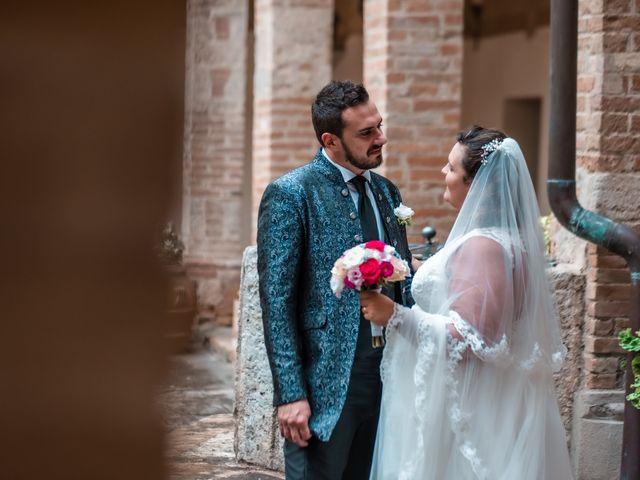 Il matrimonio di Gabriele e Irene a Poggibonsi, Siena 22