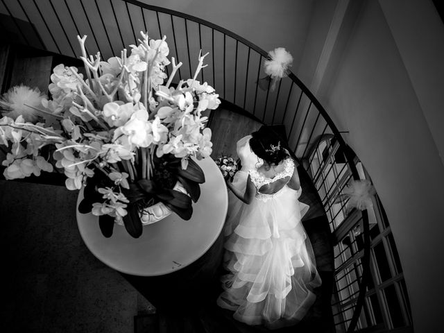 Il matrimonio di Mirko e Cristina a Brescia, Brescia 13