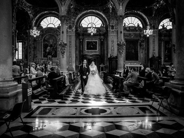 Il matrimonio di Mirko e Cristina a Brescia, Brescia 16