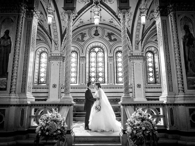 Le nozze di Cristina e Mirko