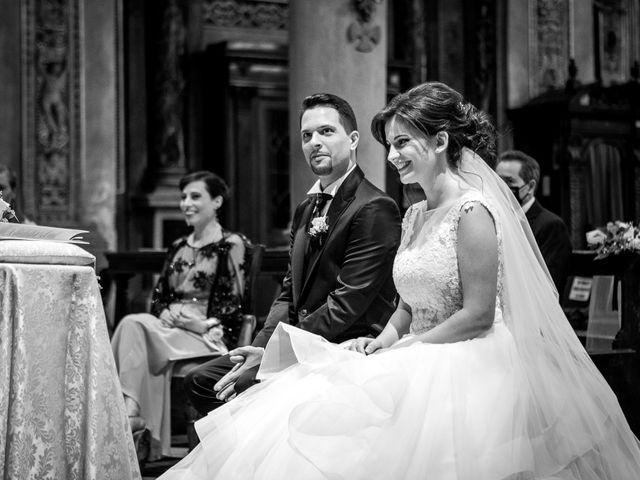 Il matrimonio di Mirko e Cristina a Brescia, Brescia 18