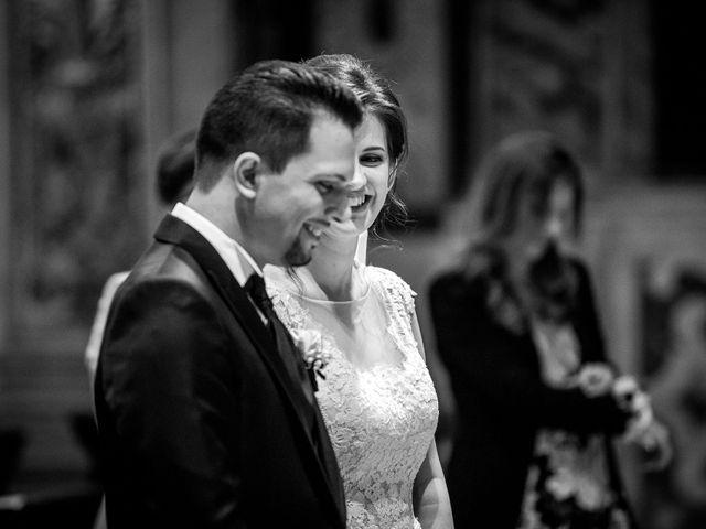 Il matrimonio di Mirko e Cristina a Brescia, Brescia 20