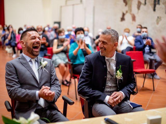 Il matrimonio di Giovanni e Frank a Brescia, Brescia 5