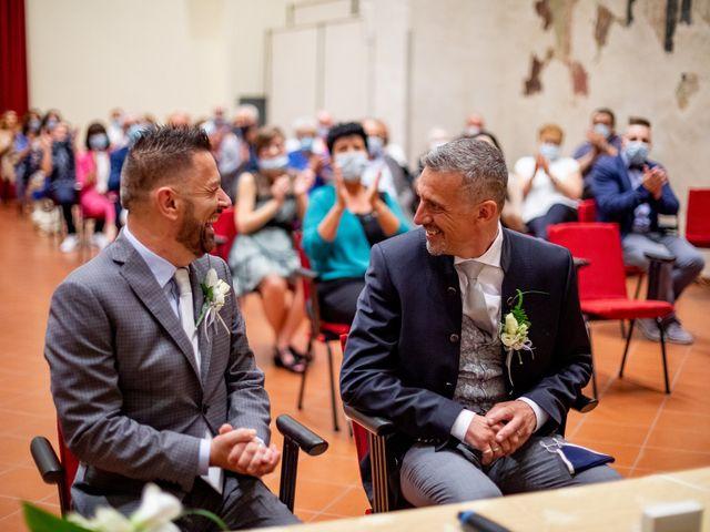 Il matrimonio di Giovanni e Frank a Brescia, Brescia 6