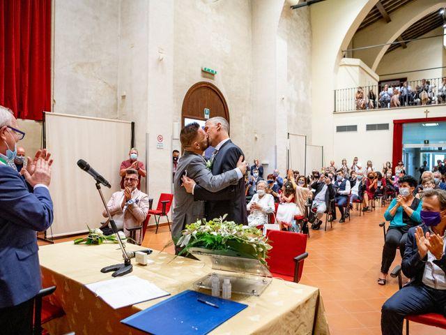 Il matrimonio di Giovanni e Frank a Brescia, Brescia 7