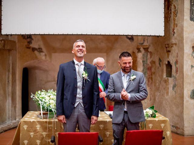 Il matrimonio di Giovanni e Frank a Brescia, Brescia 10
