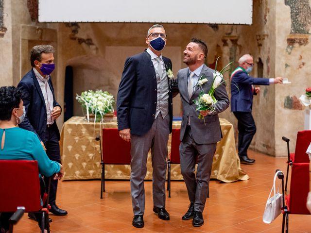 Il matrimonio di Giovanni e Frank a Brescia, Brescia 11