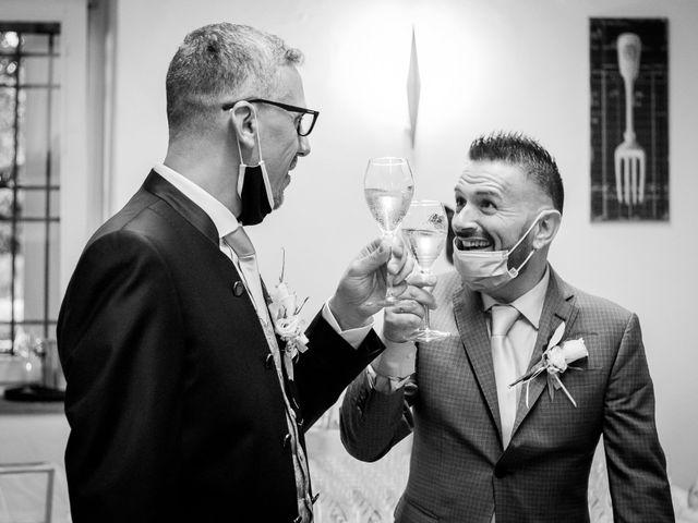 Il matrimonio di Giovanni e Frank a Brescia, Brescia 17