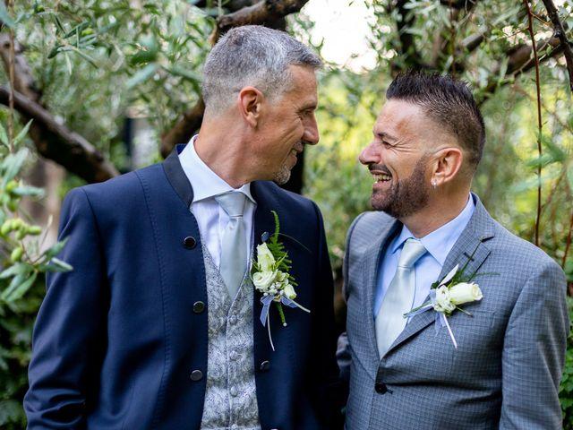 Il matrimonio di Giovanni e Frank a Brescia, Brescia 20
