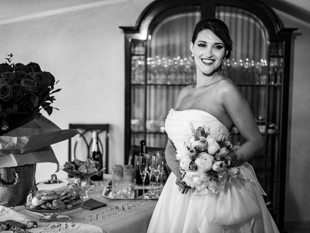Il matrimonio di Fabio e Elisa a Trabia, Palermo 7
