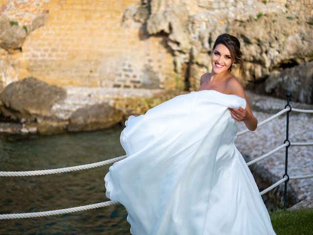 Il matrimonio di Fabio e Elisa a Trabia, Palermo 11
