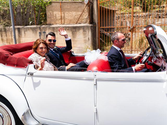 Il matrimonio di Fabio e Elisa a Trabia, Palermo 18