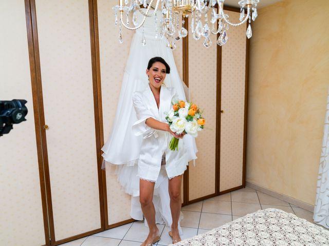Il matrimonio di Fabio e Elisa a Trabia, Palermo 19