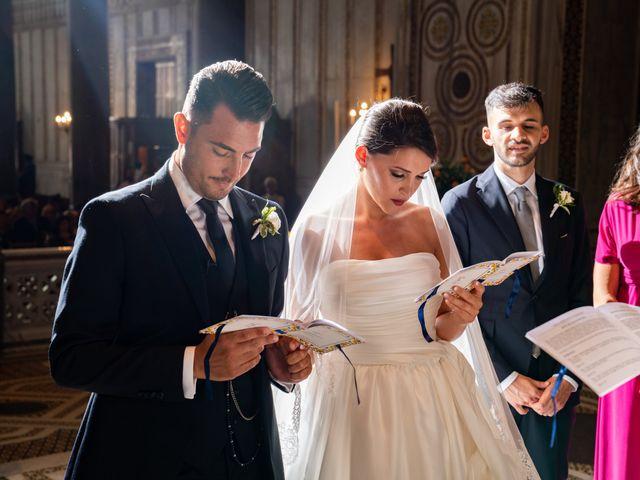 Il matrimonio di Fabio e Elisa a Trabia, Palermo 26