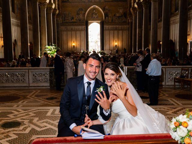 Il matrimonio di Fabio e Elisa a Trabia, Palermo 27