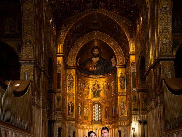 Il matrimonio di Fabio e Elisa a Trabia, Palermo 28