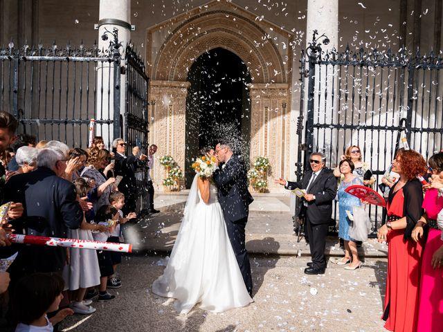 Il matrimonio di Fabio e Elisa a Trabia, Palermo 30