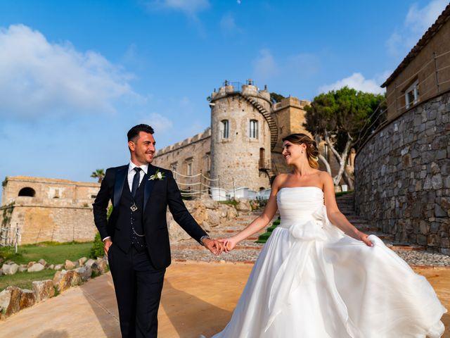 Il matrimonio di Fabio e Elisa a Trabia, Palermo 31