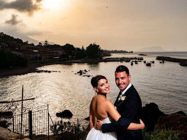 Il matrimonio di Fabio e Elisa a Trabia, Palermo 32
