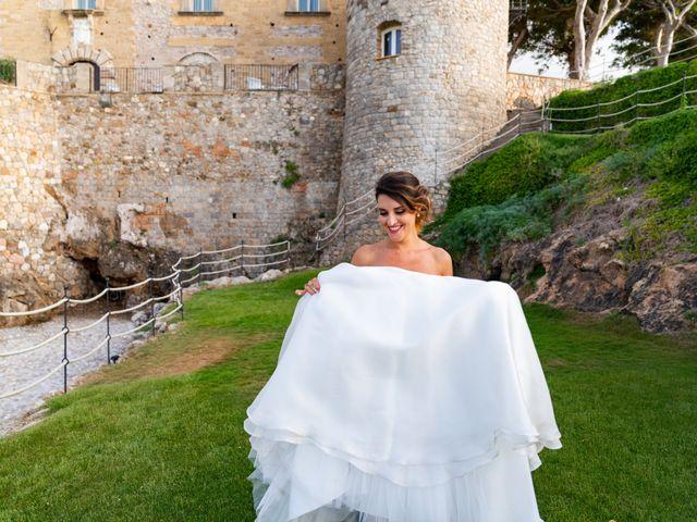 Il matrimonio di Fabio e Elisa a Trabia, Palermo 33