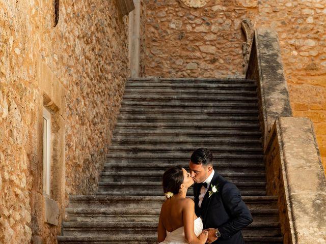 Il matrimonio di Fabio e Elisa a Trabia, Palermo 38