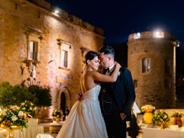 Il matrimonio di Fabio e Elisa a Trabia, Palermo 40