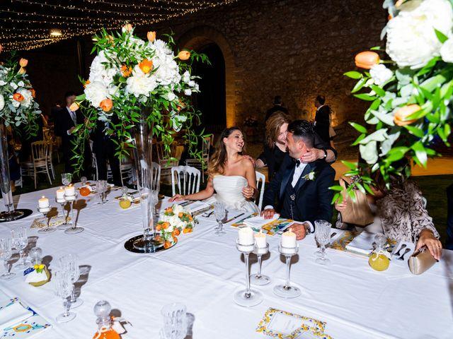 Il matrimonio di Fabio e Elisa a Trabia, Palermo 42