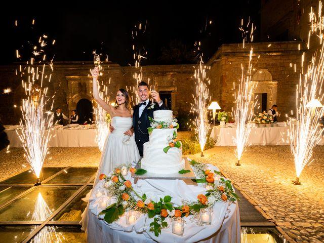 Il matrimonio di Fabio e Elisa a Trabia, Palermo 50