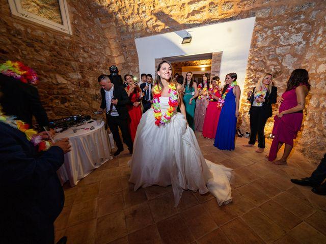 Il matrimonio di Fabio e Elisa a Trabia, Palermo 51