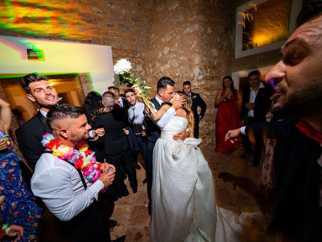 Il matrimonio di Fabio e Elisa a Trabia, Palermo 54