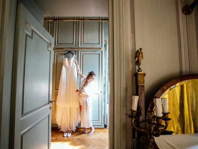 Il matrimonio di Giorgio e Chiara a Varese, Varese 13