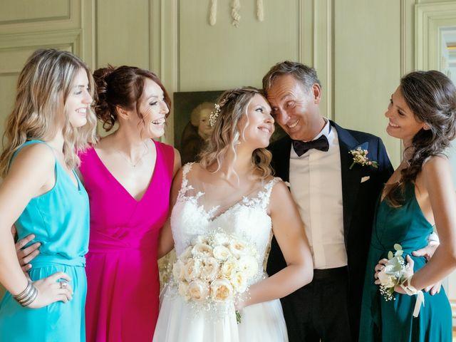 Il matrimonio di Giorgio e Chiara a Varese, Varese 20