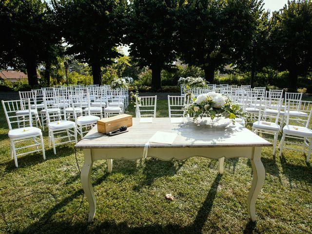 Il matrimonio di Giorgio e Chiara a Varese, Varese 23