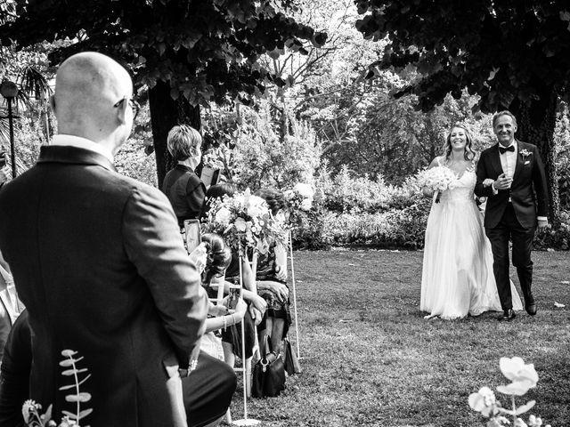 Il matrimonio di Giorgio e Chiara a Varese, Varese 25