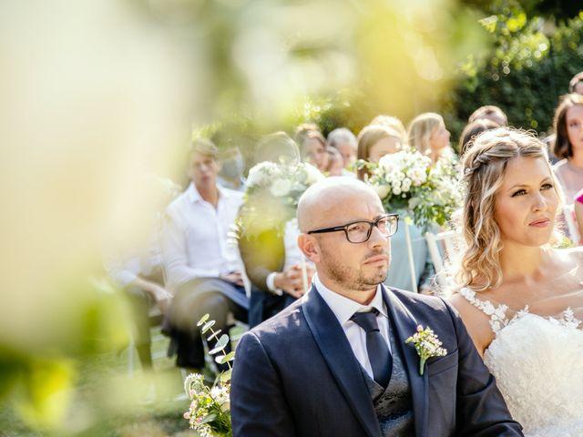 Il matrimonio di Giorgio e Chiara a Varese, Varese 26