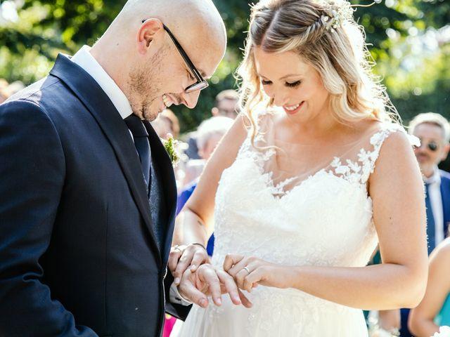 Il matrimonio di Giorgio e Chiara a Varese, Varese 28