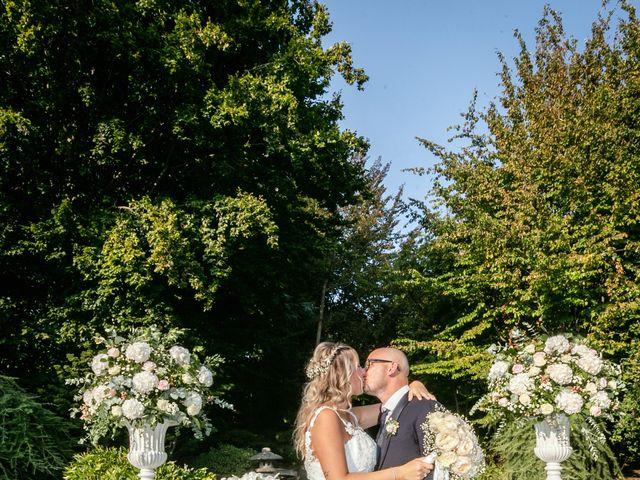 Il matrimonio di Giorgio e Chiara a Varese, Varese 31