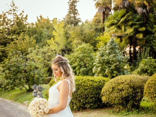 Il matrimonio di Giorgio e Chiara a Varese, Varese 35