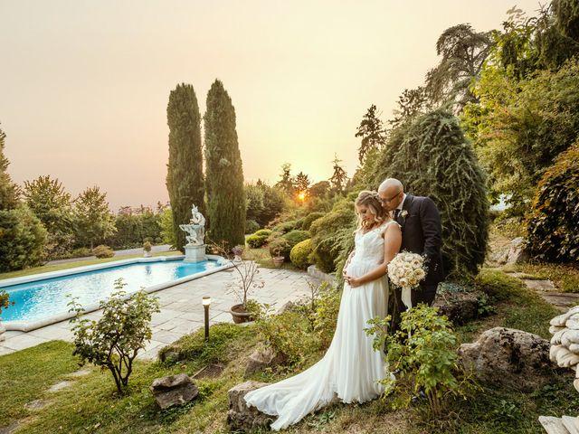 Il matrimonio di Giorgio e Chiara a Varese, Varese 39