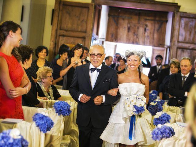 Il matrimonio di Marzia e Francesco a Porto San Giorgio, Fermo 6