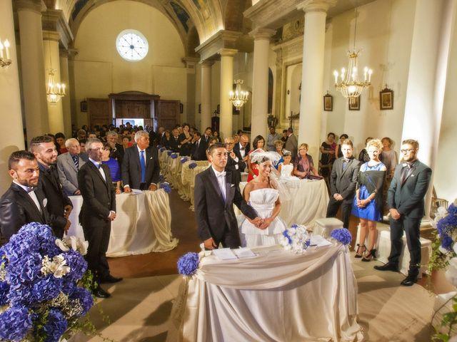 Il matrimonio di Marzia e Francesco a Porto San Giorgio, Fermo 7