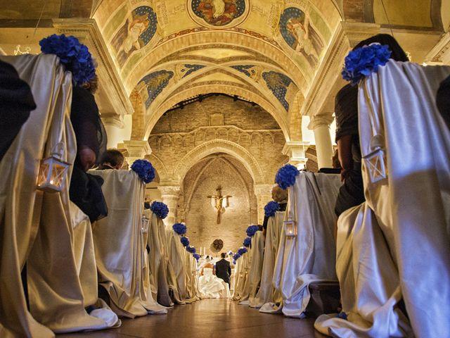 Il matrimonio di Marzia e Francesco a Porto San Giorgio, Fermo 8