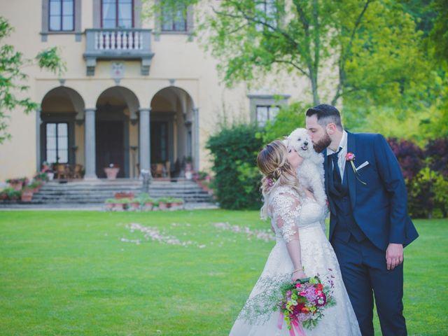 Le nozze di Sada e Guido