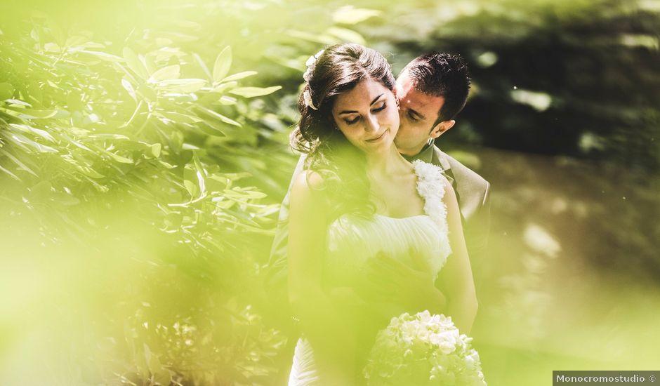 Il matrimonio di Andrea e Serena a Bagnolo Piemonte, Cuneo
