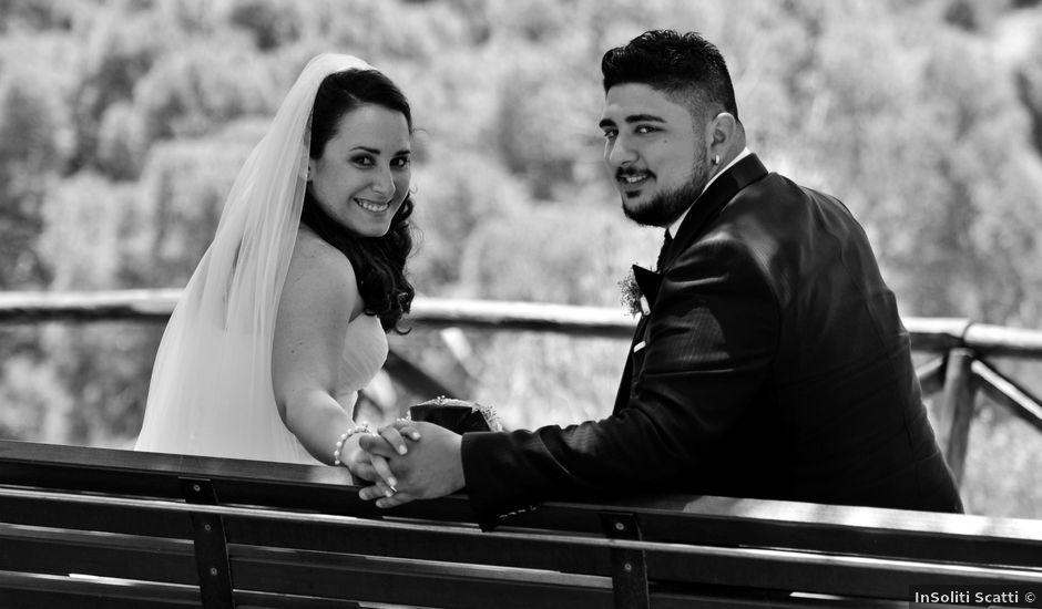 Il matrimonio di Marco e Roberta a Maracalagonis, Cagliari