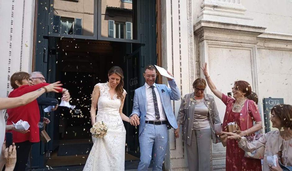 Il matrimonio di Massimo e Claudia a Brescia, Brescia