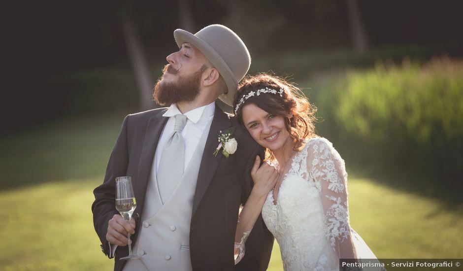 Il matrimonio di Andrea e Jessica a Pavia, Pavia