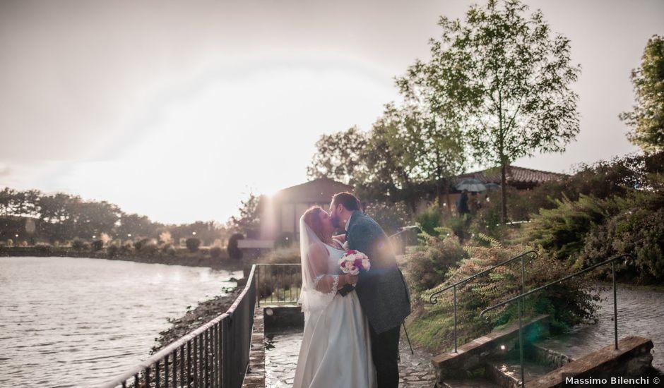 Il matrimonio di Gabriele e Irene a Poggibonsi, Siena
