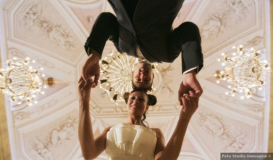 Il matrimonio di Marzia e Francesco a Porto San Giorgio, Fermo