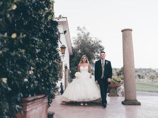 Le nozze di Romina e Davide 1